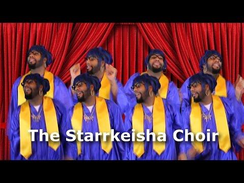 The Starrkeisha Choir! | Random Structure TV