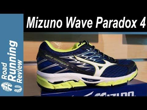 Mizuno Wave Paradox 4 Preview - YouTube