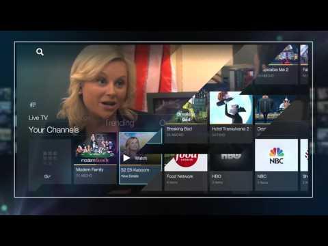 Ericsson MediaFirst Consumer Experience (Long)