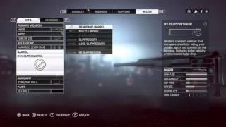 Battlefield 4 M98B Multiple Scope Glitch