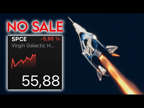 Why You don't sell your SPCE Stocks before the Test Flight