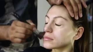Fashion Makeup Tutorial ,Air Brush Makeup Temptu Airbrush