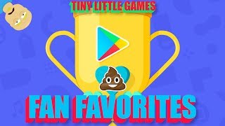 An Embarrassment to Android Gaming (Google Fan Favorite Game of 2018)