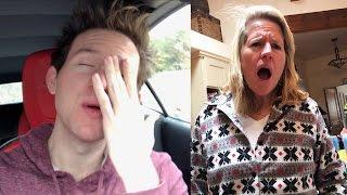 I SMASHED MY MOM
