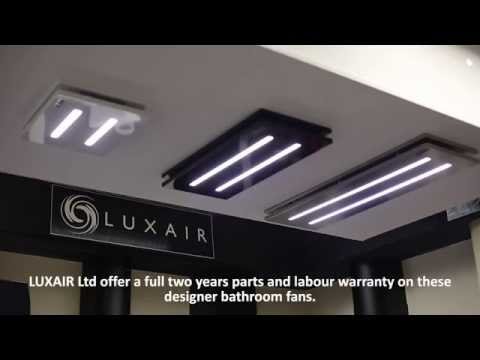 Bathroom Led Lights With Extractor Fan new bathroom and kitchen powerful ceiling fans - youtube