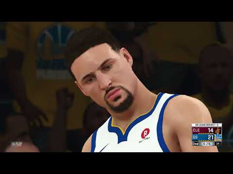 NBA 2K18: We Play the NBA Finals! (Full Game)