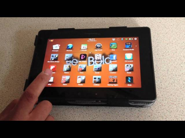 Android player for playbook for life