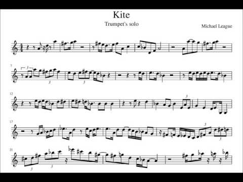 Snarky Puppy; Kite- Jay Jennings's solo transcprition