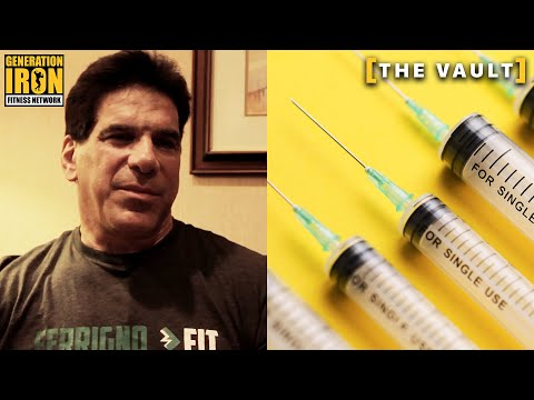 Lou Ferrigno Reacts To Dumb Bodybuilder & Steroid Stereotypes | GI Vault