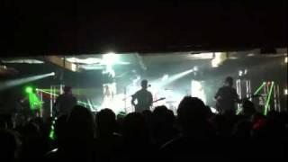 Zebra & Giraffe - The Inside (Live) // The Assembly, Cape Town 07.30.11