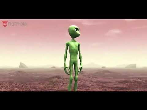Joget Alien Dame tu cosita - malam jumat kliwon