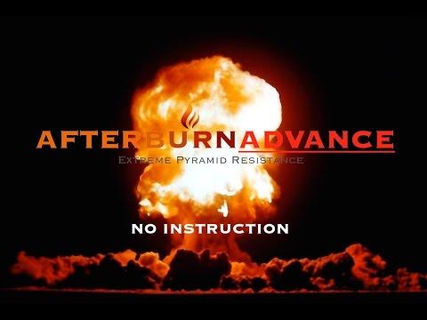 AFTERBURN ADVANCE NON INSTRUCTION