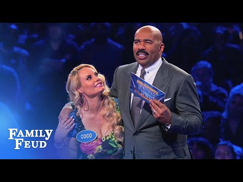 Team Ice-T & Coco Play Fast Money! | Celebrity Family Feud