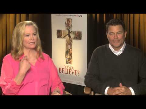 DO YOU BELIEVE Interviews: Cybill Shepherd and Ted McGinley