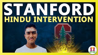 Cover images Hindu Intervention at Stanford