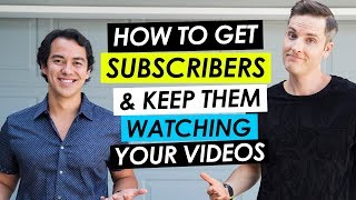how to get people to subscribe on youtube and keep watching your videos