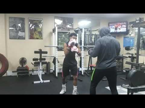 X-Fit Boxing Training