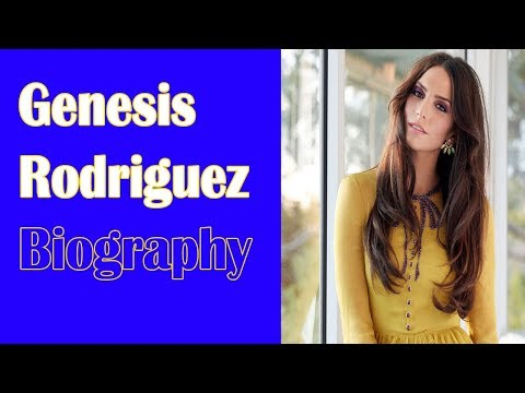 Genesis Rodriguez Biography, Life Achievements & Career | Legend of Years