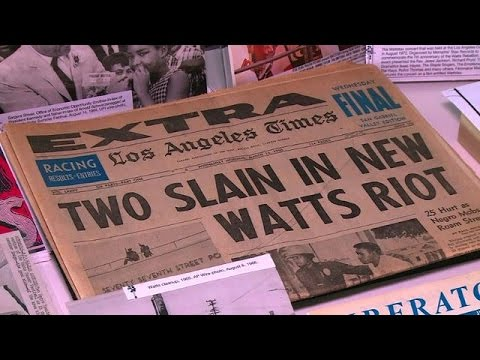 Lessons learnt in Watts, 50 years after historic riots