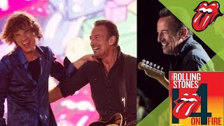 The Rolling Stones & Bruce Springsteen - Rock In Rio Lisboa