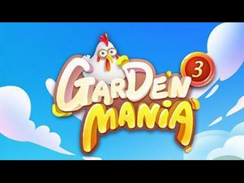 Garden Mania 3 Android Game play HD YouTube