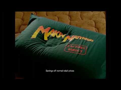 Makin Mattresses Factory Direct Playlist