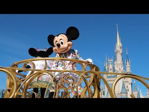 Mel Taylor -  Disney Park Tickets Are 50% Off For Florida Residents- YES!!!!