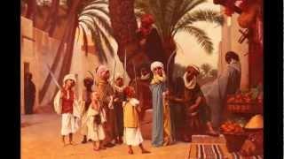 Yousry Sharif & Mohammed Ali - Taksim Kamanga - Gustave C. R. Boulanger - Orientalist Paintings Thumbnail