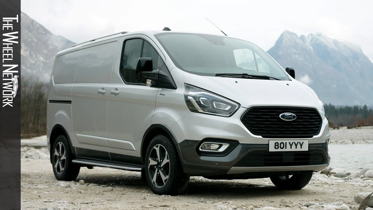 2020 Ford Transit Custom Active Youtube