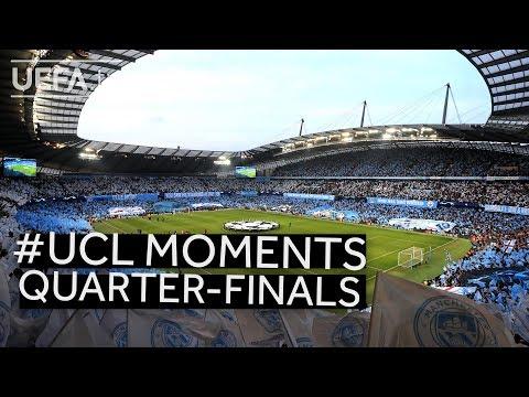MESSI, AJAX, TOTTENHAM: #UCL Quarter-finals BEST MOMENTS