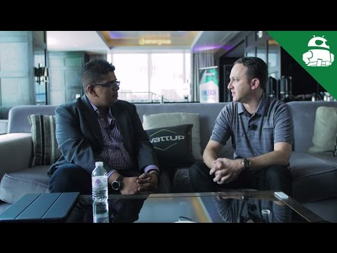Power unleashed: Energous founder talks about true wireless charging at CES 2016