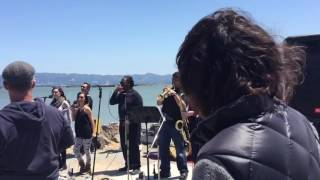 Last Minute The Walk Cover- Bay Area Soul R&B Band Treasure Island