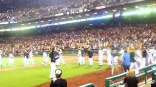 Pittsburgh Pirates Defeat St Louis Cardinals 6-5 On Polanco Single In 10th July 12 2015