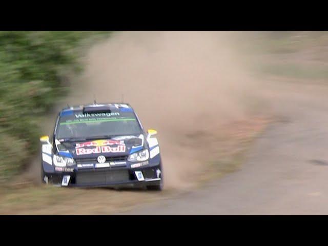 WRC Rallye Deutschland 2016 | Shakedown