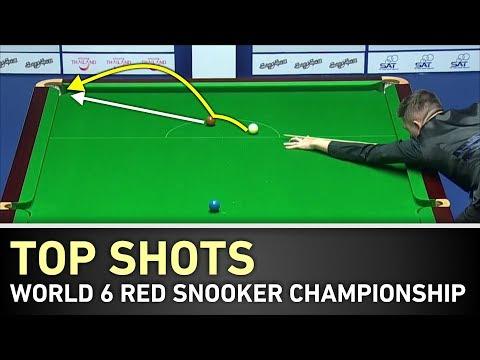 TOP 15 SHOTS | World 6 Red Snooker Championship 2017 สนุ๊กเกอร์
