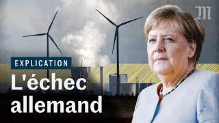 Comment Merkel a raté la transition écologique de l'Allemagne