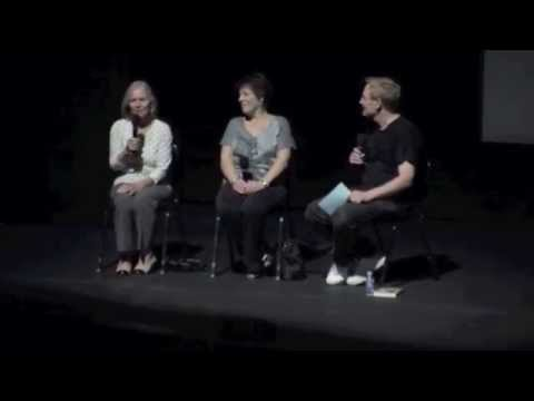 Chris and Paddy Costello Interview at The Alex Theatre