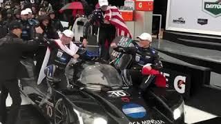 Video 24h Daytona con el Konica Minolta