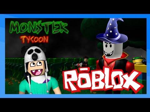 Roblox – FÁBRICA DE MONSTROS (Monster Tycoon!)