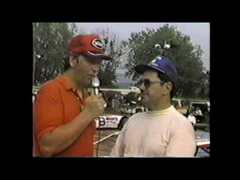 1985 video clip  from PORT ROYAL SPEEDWAY