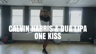 Download Lagu CALVIN HARRIS ft. DUA LIPA  - ONE KISS | Terry Stewart Choreography Mp3