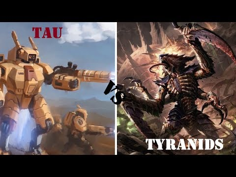 Dawn Of War Ultimate Apocalypse Mod (the Real One This Time): Tau Empire Vs Tyranid Swarm