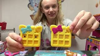 SMOOSHY MUSHY SQUISHIES Waffles, SYRUP &amp BUTTER SLIME!!!