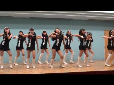 仙台ご当地アイドル・みちのく仙台ORI☆姫隊LIVE/北とぴあ (2012.12.16)P1