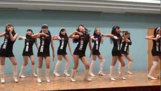 仙台ご当地アイドル・みちのく仙台ORI☆姫隊LIVE/東京・北とぴあ編(2012...
