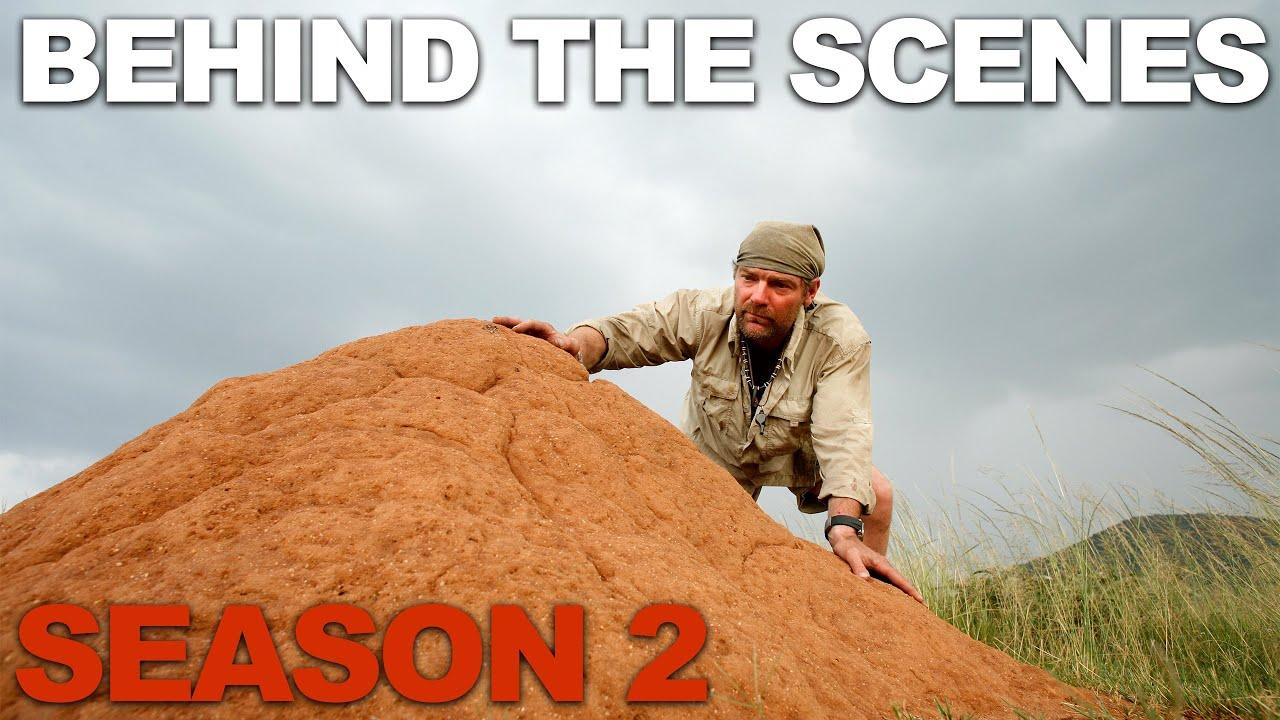 Download Survivorman   Season 2   Episode 7   Behind The Season   Les Stroud
