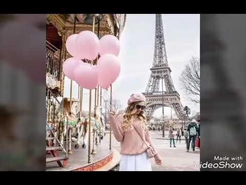صور بنات ع برج ايفل مع اغنيه جميله Youtube
