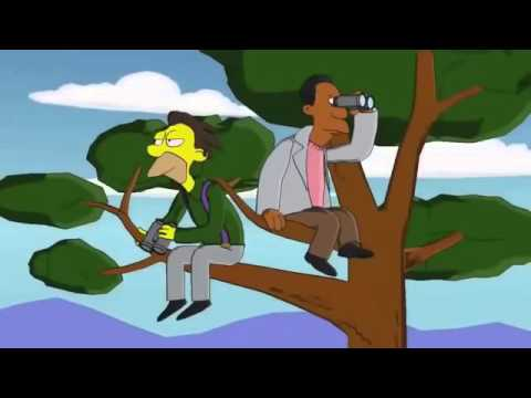 The simpsons homer and marge 39 s nude adventure part1 youtube - Marge simpson nud ...