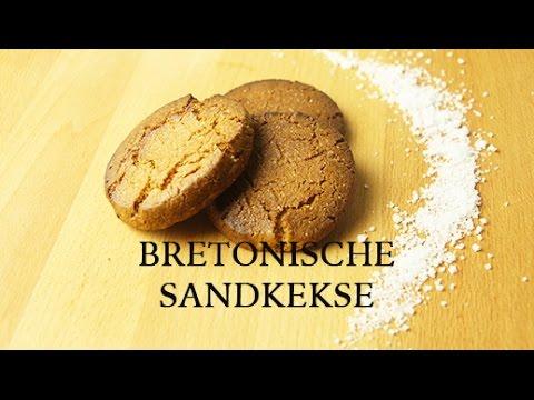 PALETS BRETONS/ bretonische Sandkekse