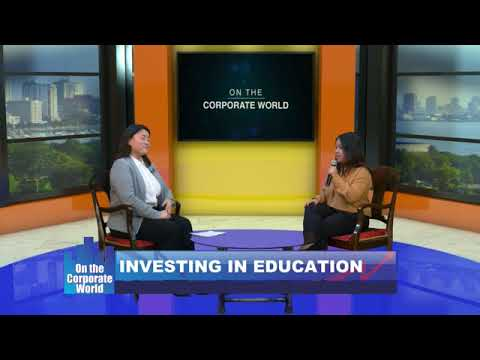 Full - InvestEd Featured on Global News Network's On The Corporate World - December 1, 2017
